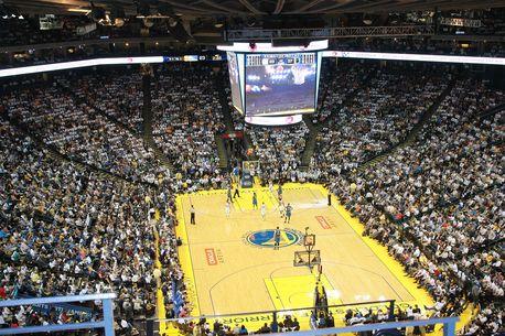 Basketball-Stadion
