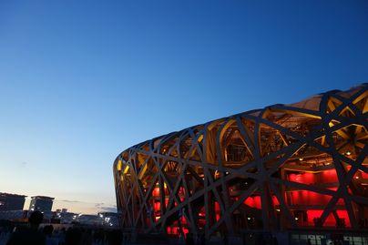 Olympiastadion-Peking